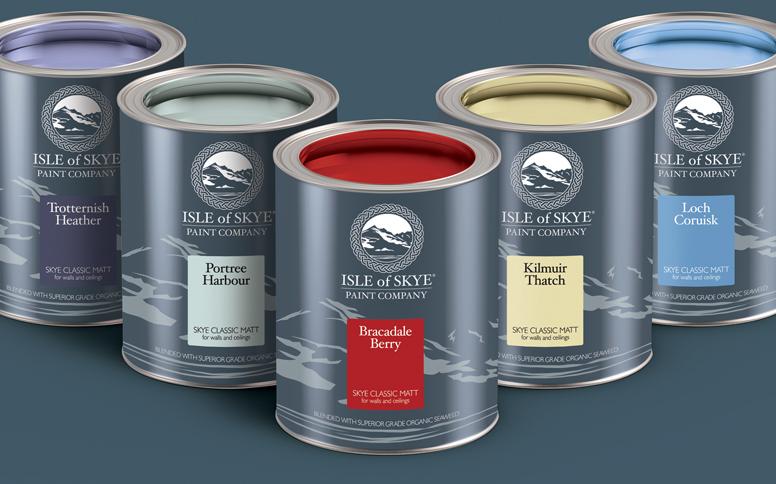 The Isle of Skye Paint Company